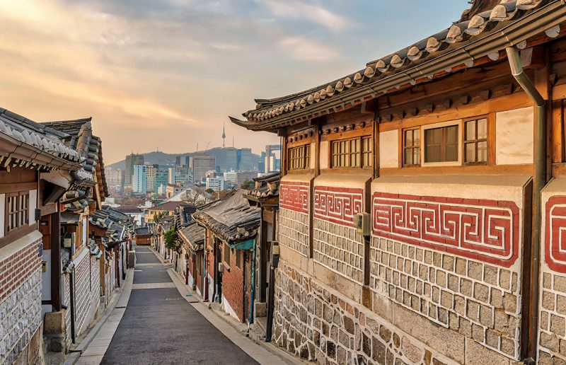 South Korea | Luxury Hotel Partners Exclusive Offers