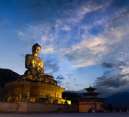 Arrival in Paro / Thimphu