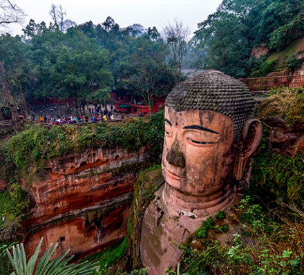 Chengdu / Leshan / Mount Emei