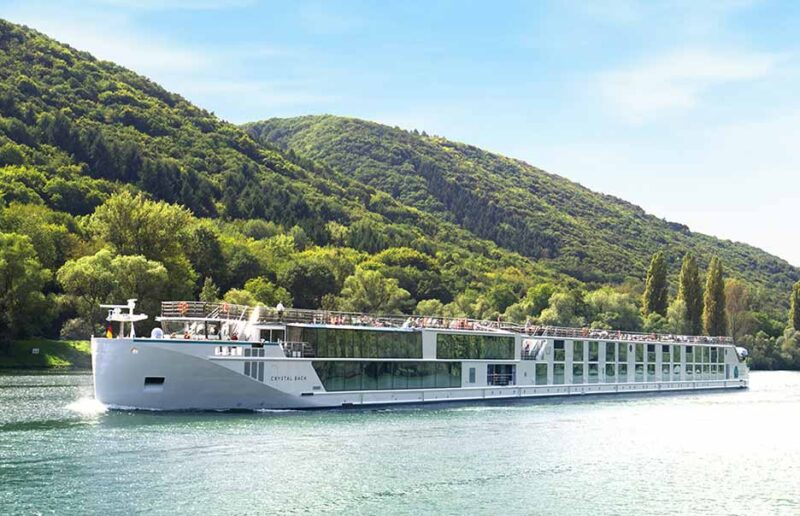 Advance Purchase: Crystal Cruises
