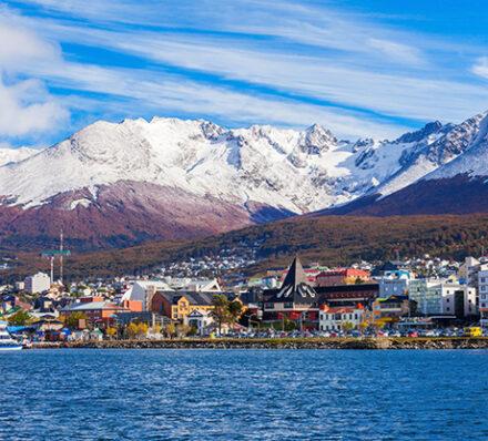 Arrival in Punta Arenas