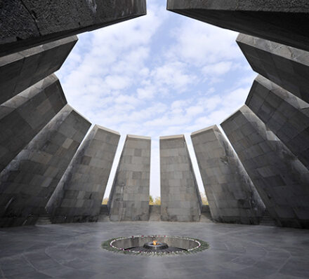Departure from Yerevan