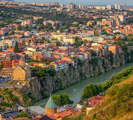 Baku / Tbilisi