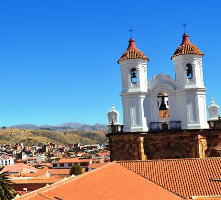 Santa Cruz / Sucre (Average altitude: 2810m)