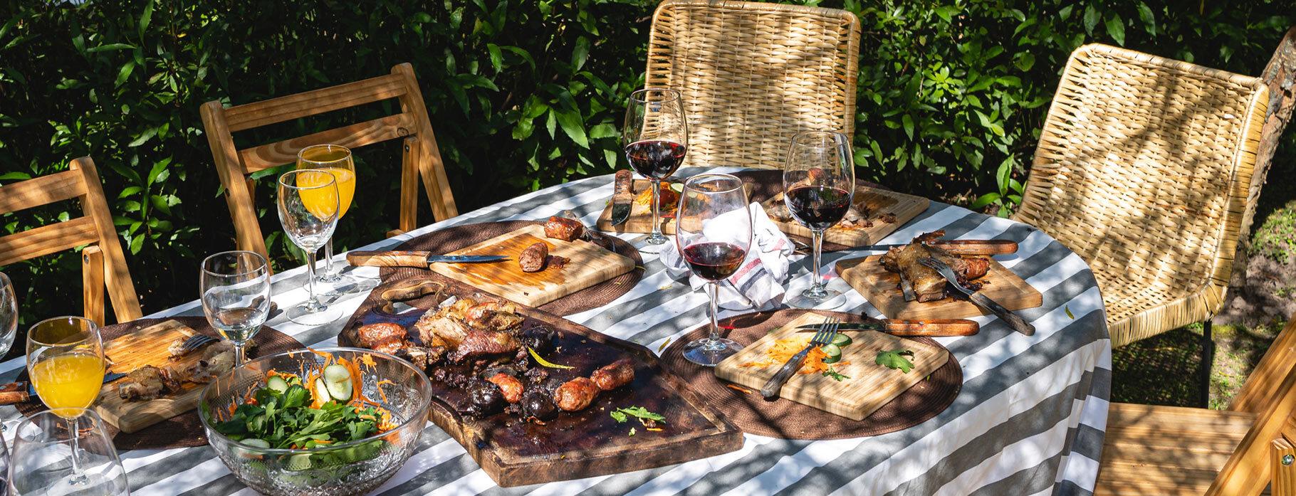 Gourmet & Wine Luxury Holidays