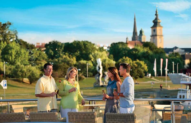 Frontline Heroes Offers: AMAWaterways