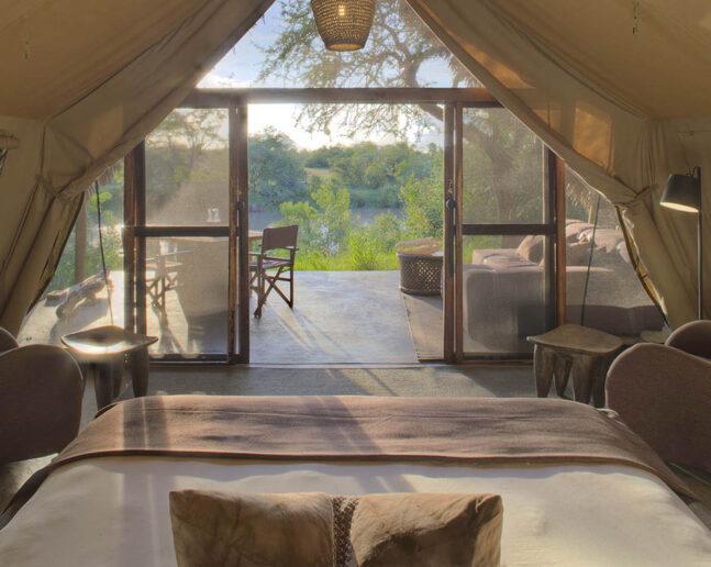 Serengeti (either one area):