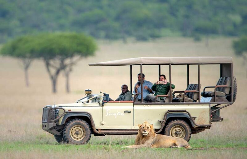 Safari with Confidence: Natural Selection