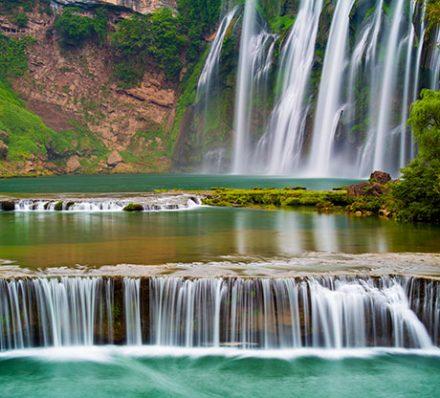 Guiyang / Anshun / Huangguoshu Waterfall