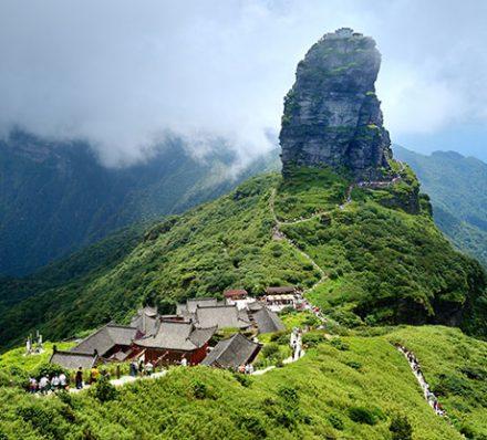 Tongren / Fanjing Mountain