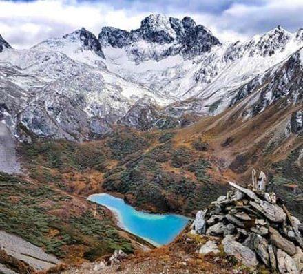 Muet Grassland / Abudje Lake / Muet Grassland