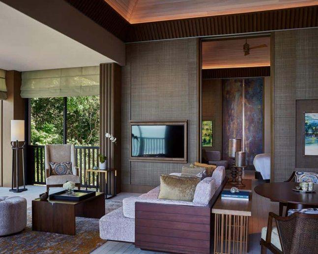 Three-Bedroom Villa Mutiara