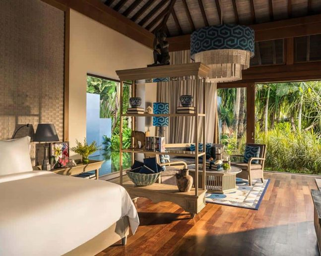 Deluxe Family Beach Villa with Plunge Pool