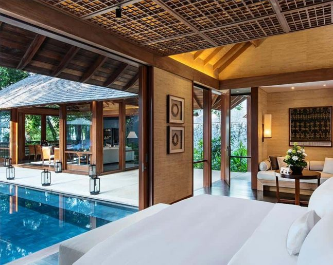 One-Bedroom Beach Villa