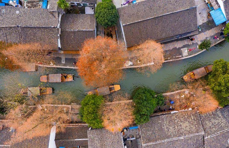 China Most Stylish Water Town Retreats