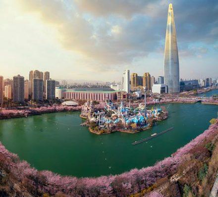 Departure form Seoul