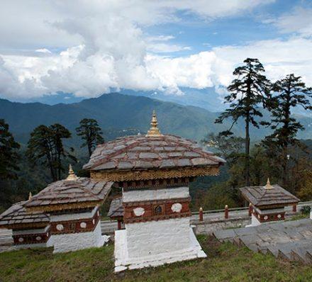 Thimphu / Dochu La / Punakha