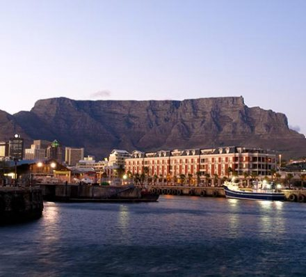 Winelands / Cape Town