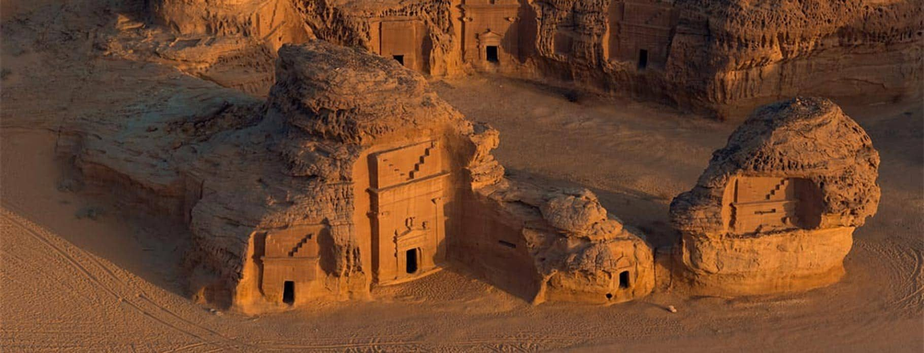 8 DAYS REVEALING THE AURA OF SAUDI ARABIA