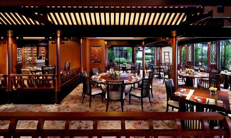 Cherry Garden Mandarin Oriental