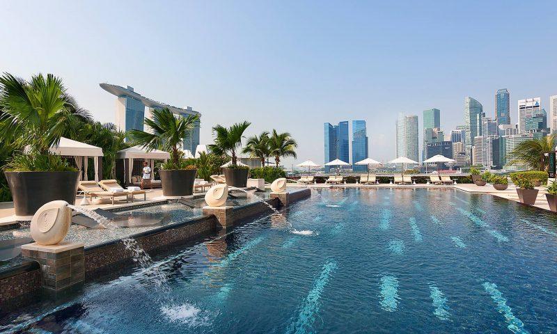 Pool & Wellness Mandarin Oriental