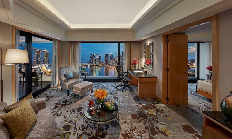 Marina Bay View Suite, Mandarin Oriental