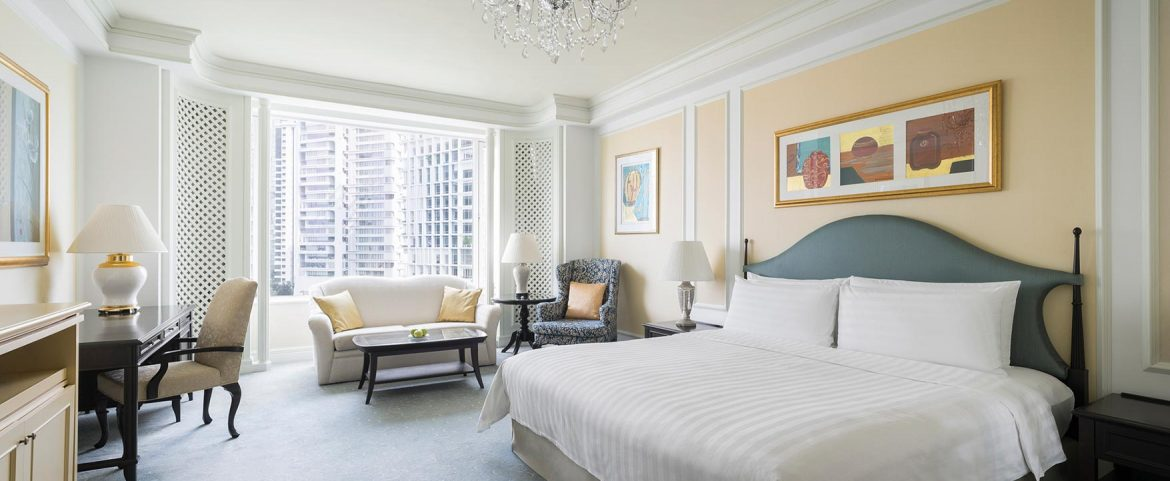 Shangri-La Hotel Singapore   The Luxury Circle   Valley Wing Stay 3 Pay 2