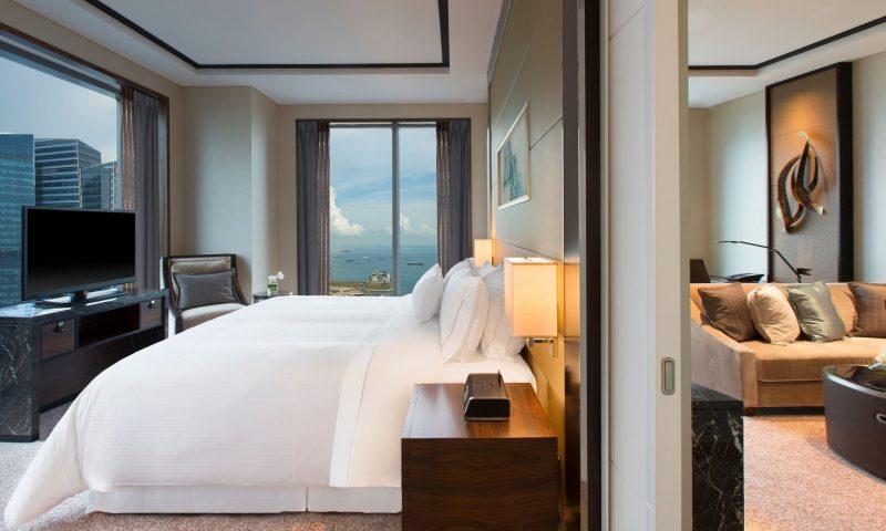 Westin Singapore Executive Suite