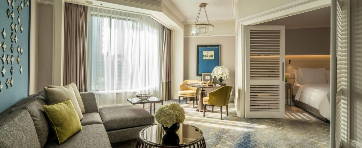 Four Seasons Singapore | Surprise Staycation with Virtuoso Benefits