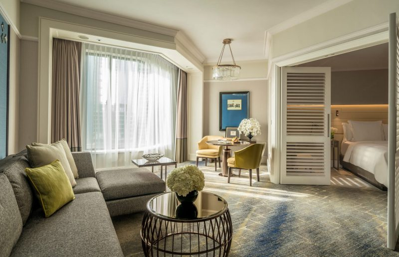 Four Seasons Singapore | Stay 3 pay 2 with Virtuoso Benefits