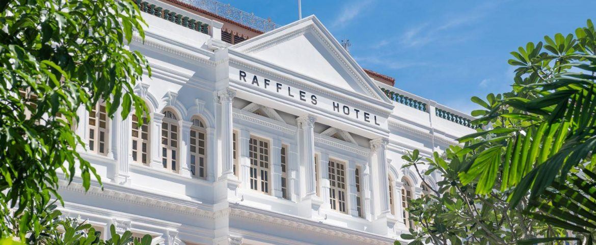 Limited Time Offer   Raffles Singapore   1 for 1 Suite