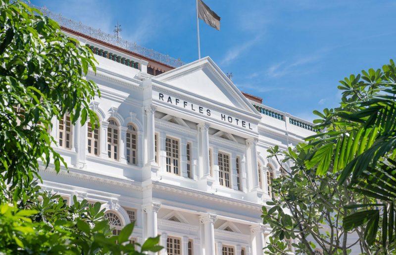 Raffles Singapore 1 for 1 Suite Treat