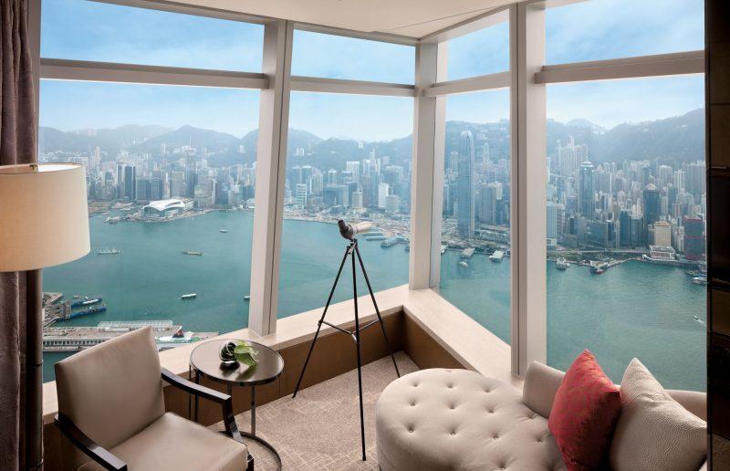 Virtuoso Exclusive | Ritz Carlton Hong Kong | Upgrade at booking
