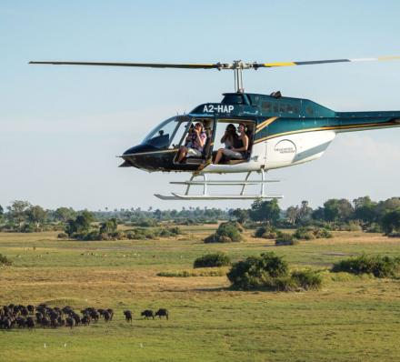 Okavango (Nxabega)