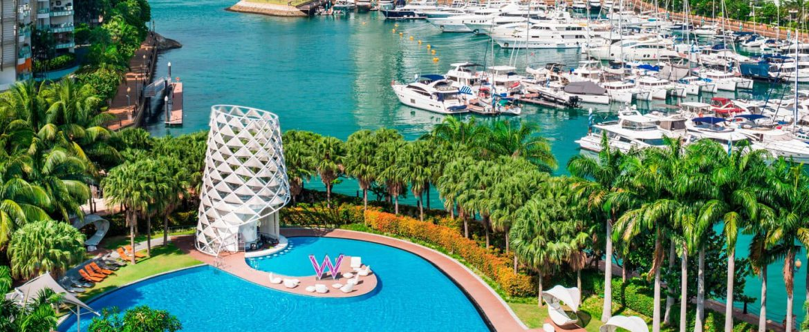 Luminous Exclusive | W Sentosa | Stay 5 pay 4 or Extra credit