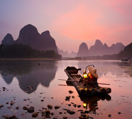 Yangshuo / Departure from Guilin