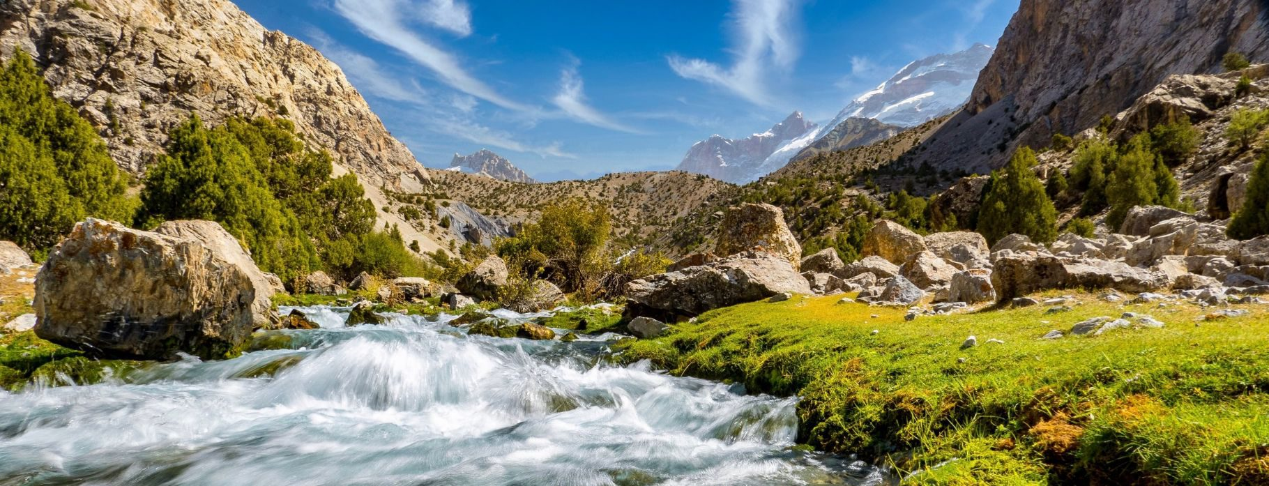 INTRIQ FINESSE - 14 DAYS CENTRAL ASIA: JOURNEY OVER THE HIGH SILK ROAD