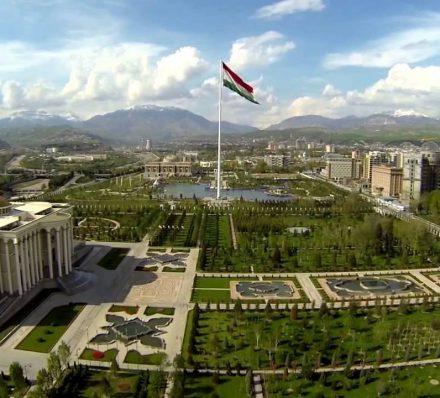 13 May, Fri Dushanbe