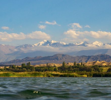 03 May, Tue Bishkek / Issykul Lake