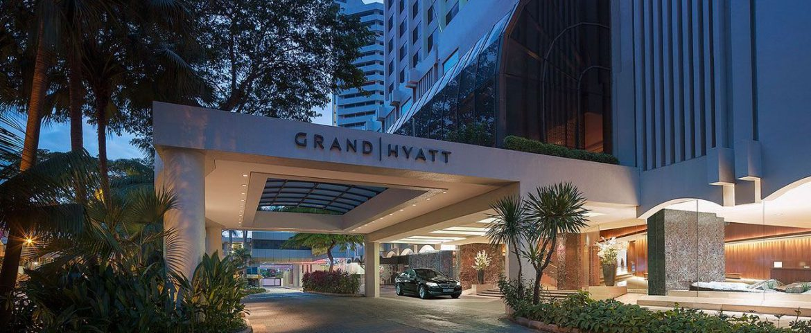 Grand Hyatt Singapore | Prive | Stay 3 pay 2 Suite