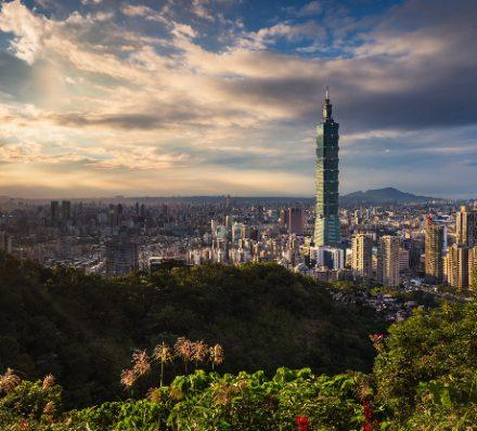 19 Mar, Sat Arrival in Taipei