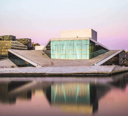 Kirkenes / Oslo