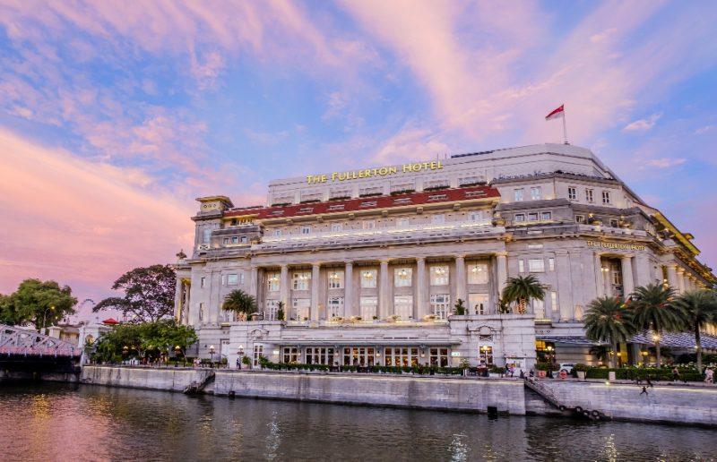 Fullerton & Fullerton Bay Singapore | Virtuoso Benefits
