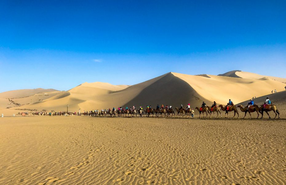 A Beginner's Guide to Understanding Dunhuang: The Cosmopolitan of its time