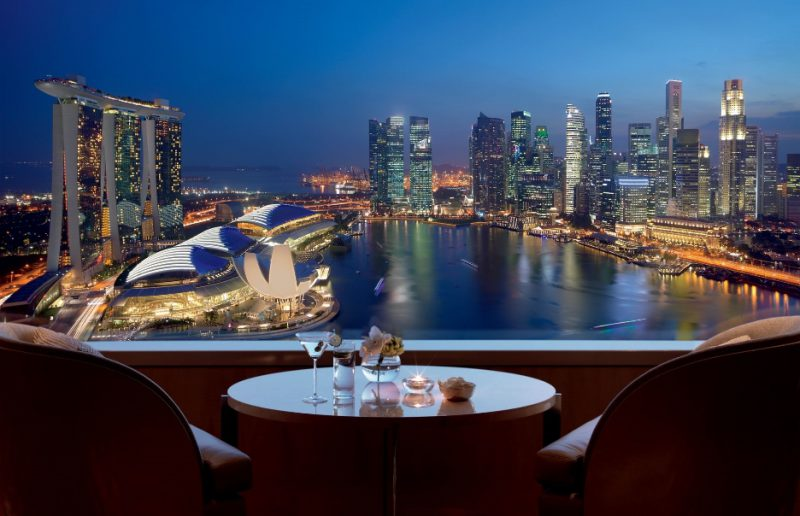 (Reopen from 2 Nov 2021) Ritz-Carlton Millenia Singapore | STARS | Upgrade at Booking