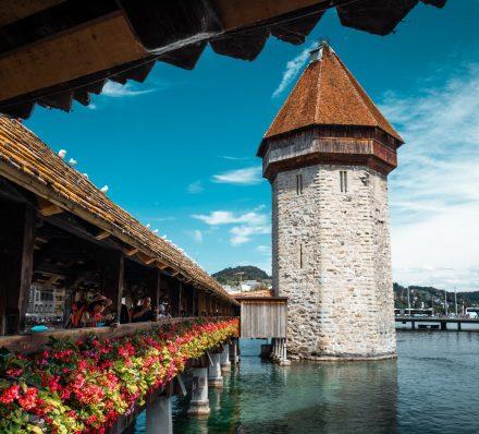 Arrival In Zurich / Lucerne