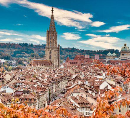 Lausanne / Bern / Interlaken