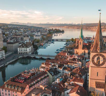 Departure From Zurich