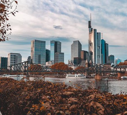 Departure From Frankfurt